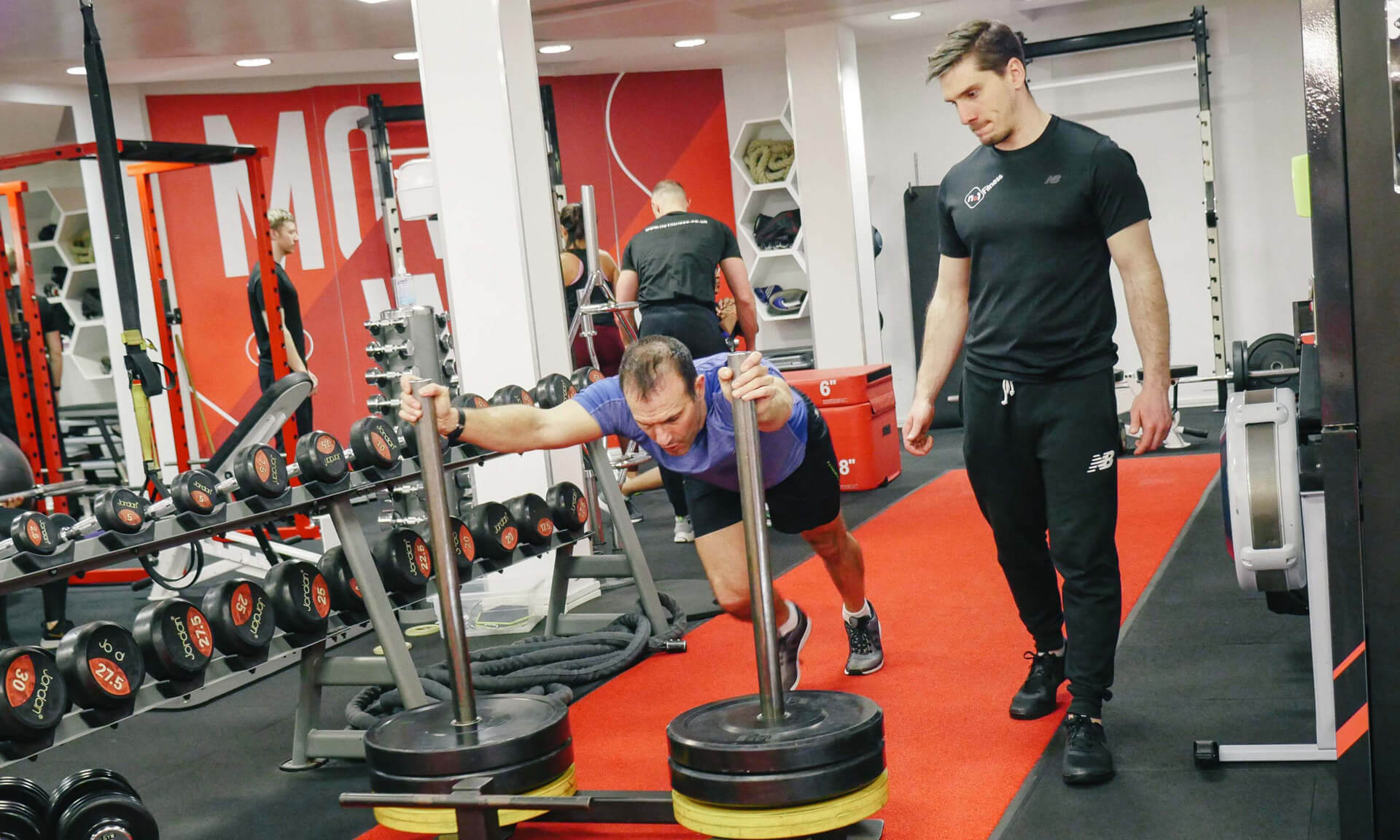 No1 Fitness – Personal Trainer London | Personal Training London