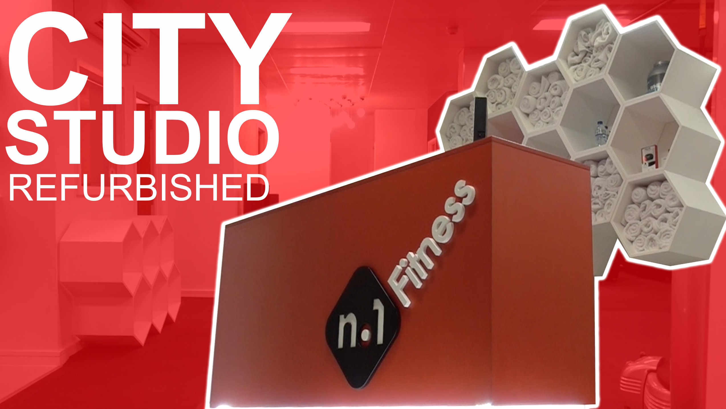 New No1 Fitness City Studio | No1 Fitness